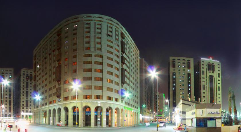 فندق دلة طية من فنادق المدينة القريبة من الحرم
