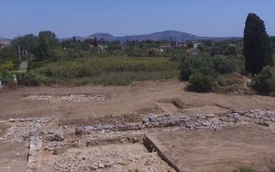 Τάφος πολεμιστή των μυκηναϊκών χρόνων εντοπίστηκε στο Μαραθώνα