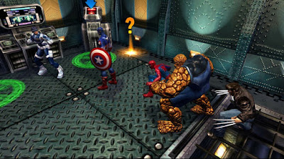 Foranimeku - Marvel Ultimate Alliance 2 PSP
