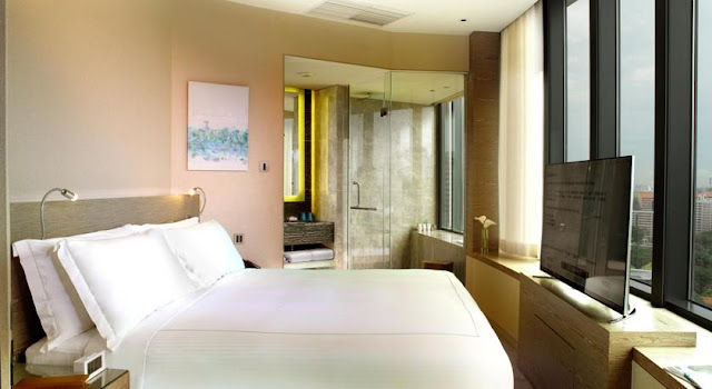 One Farrer Hotel & Spa - room