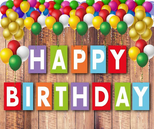 Happy birthday and many years of life, Mensagens de Feliz Aniversário, Mensagem de Aniversário