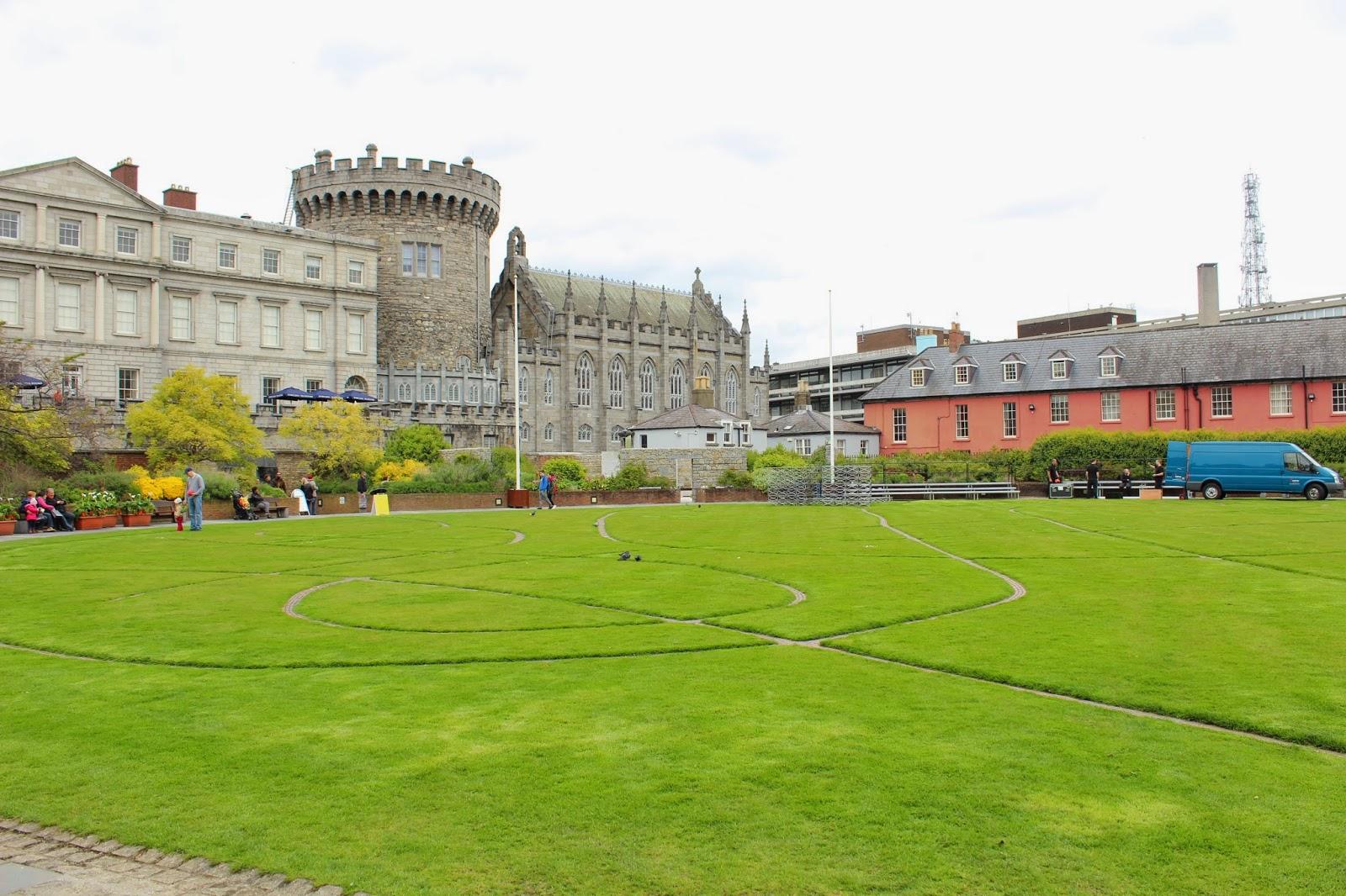 Castelo-de-Dublin