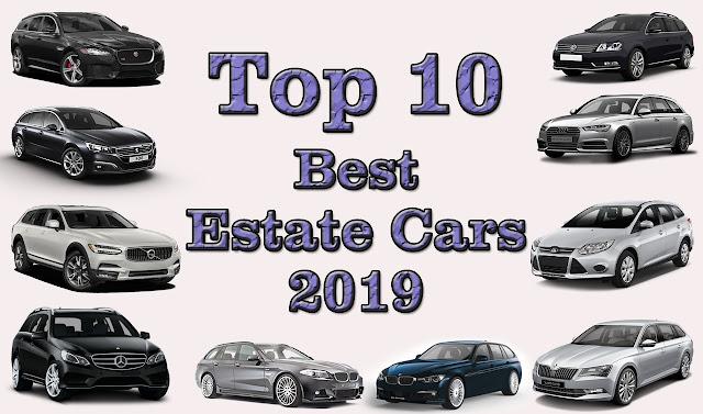 Top 10 Best Estate Cars 2019