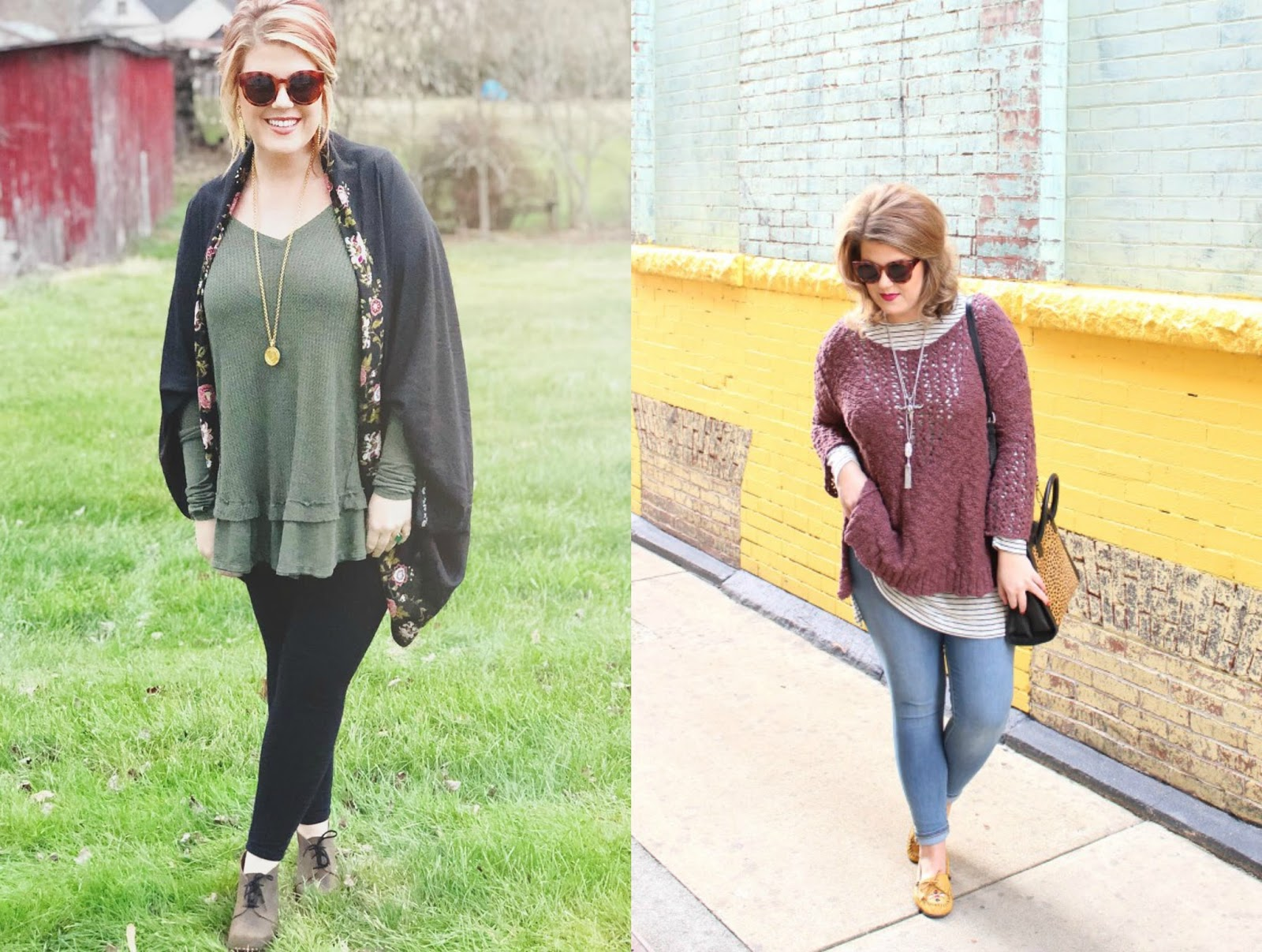 How to style Free People tops