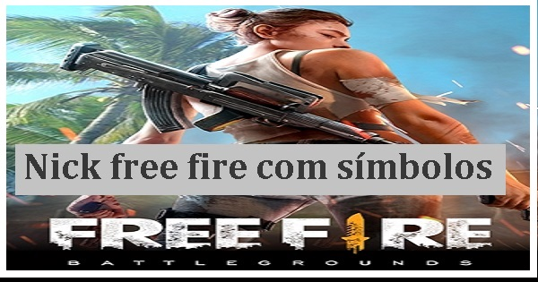 nick personalizado free fire