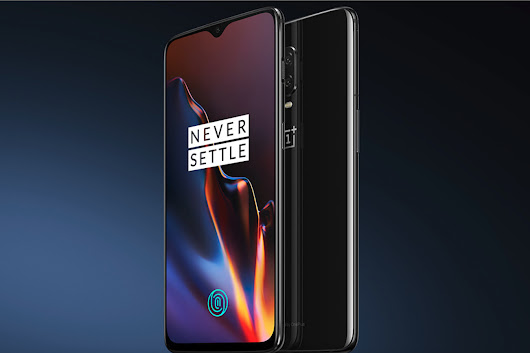 OnePlus 6T with Water Drop Notch,In-Display Fingerprint Scanner,SD 845 SoC is Now Official