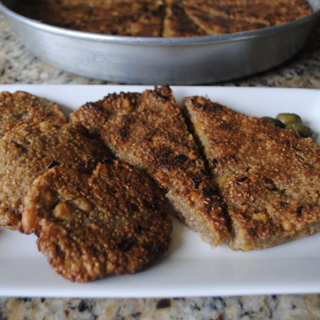 Kibbet Hummus (Meatless Kibbeh) Recipe