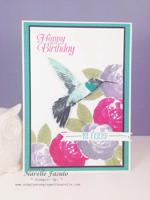 Narelle Fasulo - Independent Stampin' Up! Demonstrator - Simply Stamping with Narelle - Picture Perfect available in my online shop - http://www3.stampinup.com/ECWeb/default.aspx?dbwsdemoid=4008228