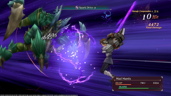 Dark Rose Valkyrie Complete Deluxe Set PC Repack Free Download Screenshot 1