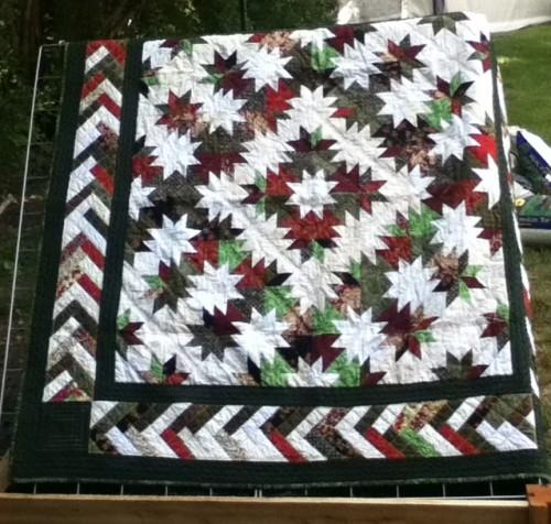 SueNami Quilt Pattern
