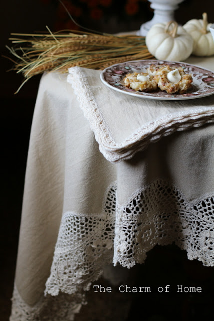 Crocheted Lace & Tea: The Charm of Home