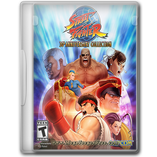 Street Fighter 30th Anniversary Collection Full Español