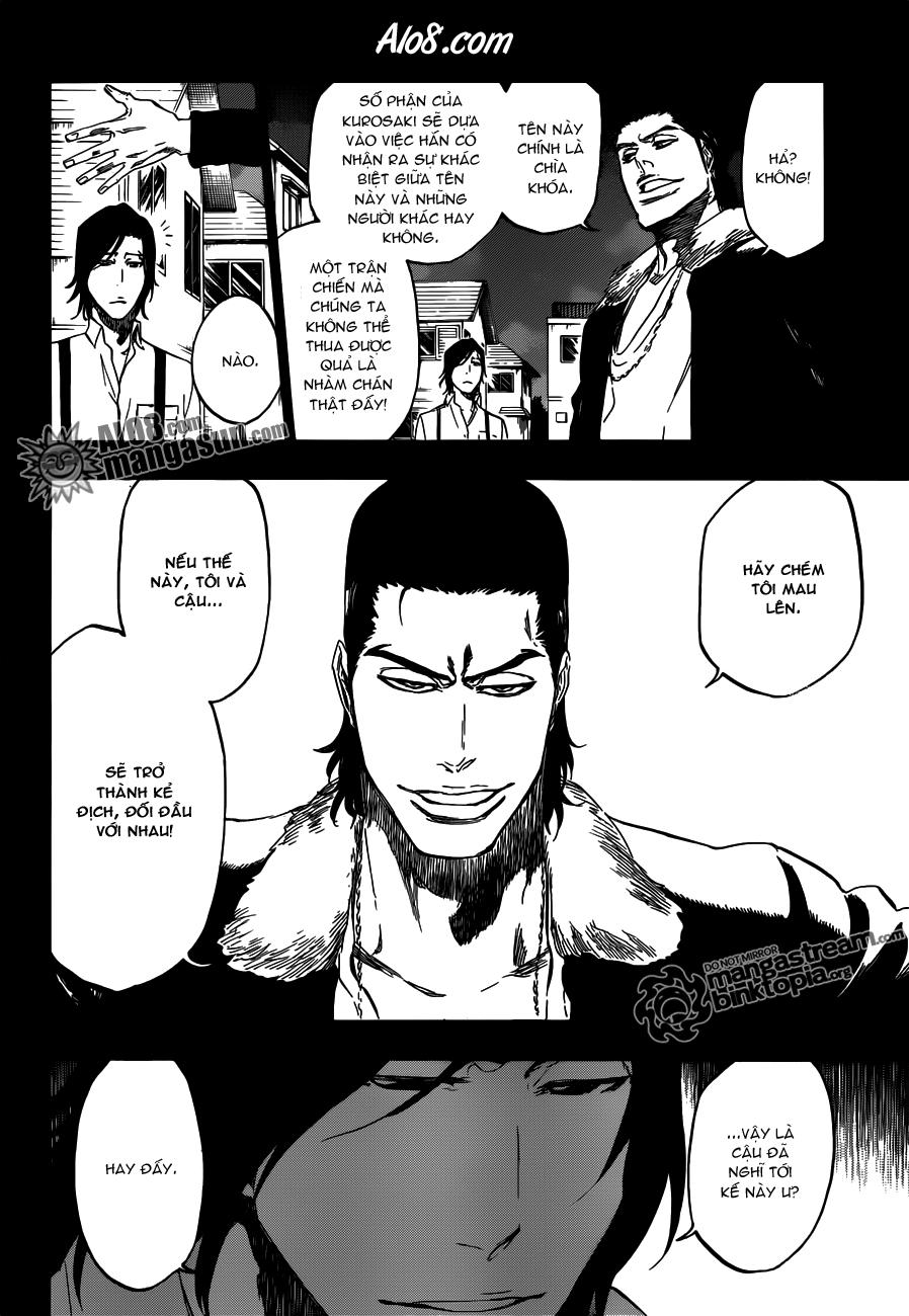 Bleach chapter 459 trang 4