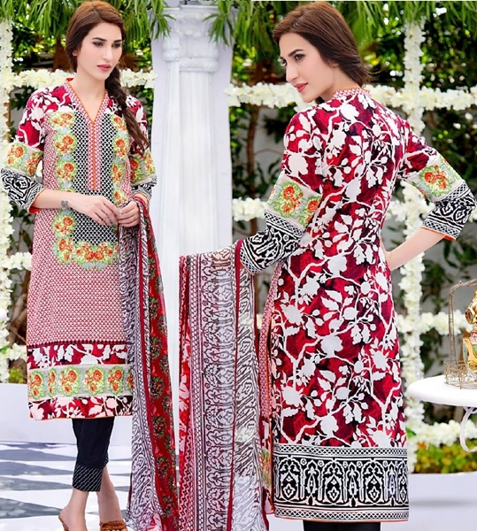 Amna Ismail Lawn 2016 Summer Collection for Women