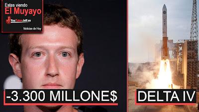 Facebook pierde millones, noticias, ultimas noticias