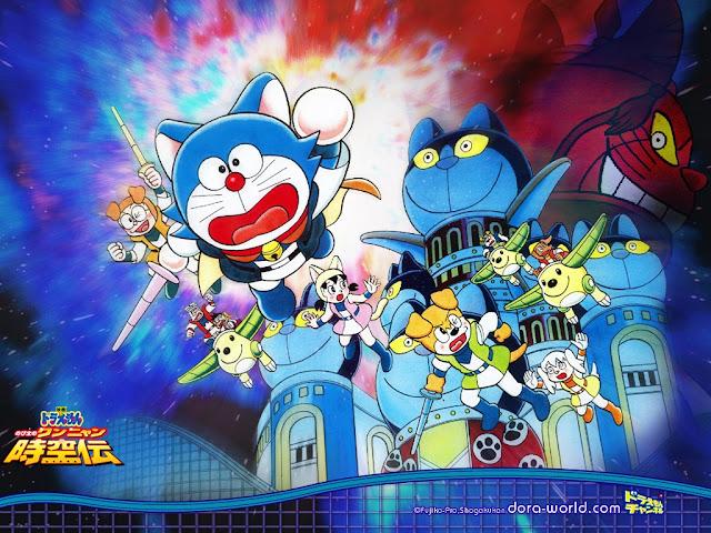 Gambar Doraemon Avatar Terbaru Paling Keren