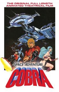 فيلم الانمي Space Adventure Cobra مترجم