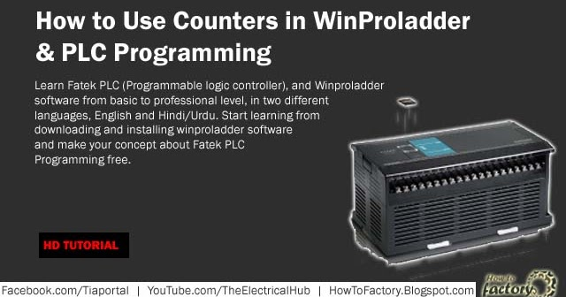 How to use timer in fatek plc programming winproladder learn.