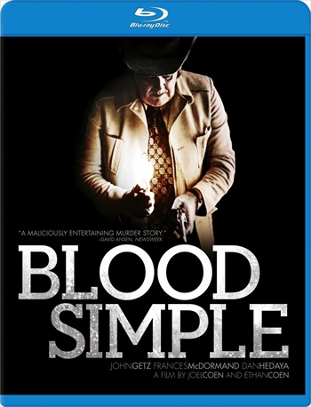 Blood Simple 1984 English 480p BRRip 300MB ESubs