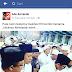 (PASKA AKSI 112): Melihat Foto Cagub-Cawagub Akrab di Masjid Istiqlal, Ade Armando Tulis Status Menyakitkan