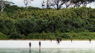 Stunning Paradise Island Where The Locals Fire Arrows At Passing Helicopters And KILL Unwanted Tourists