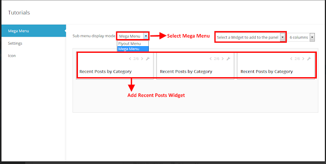 How to Add a Mega Menu for Your WordPress Website
