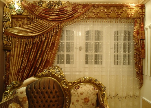 Gorden Rumah Tampak Mewah Nan Indah
