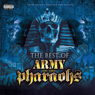 Army Of The Pharaohs - Jedi Mind Tricks Presents: The Best Of Army Of The Pharaohs (2016) - Album Download, Itunes Cover, Official Cover, Album CD Cover Art, Tracklist