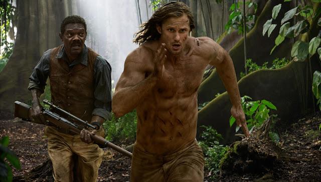 Crítica: A Lenda de Tarzan
