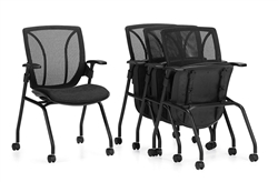 Global Total Office Roma Nesting Chair