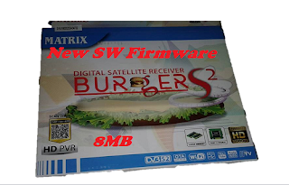 New SW Firmware Matrix Burger S2 K5S 8MB