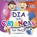 Secretaria de Assistência Social, realiza Dia das Crianças na Praça da Conceição em Belo Jardim, nesta quinta-feira (11/10)