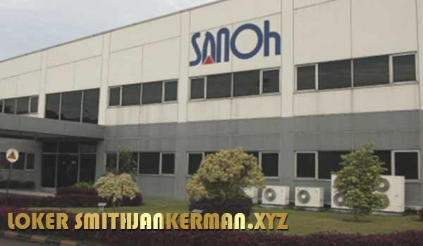 Lowongan Kerja Operator Produksi PT Sanoh Indonesia 2019