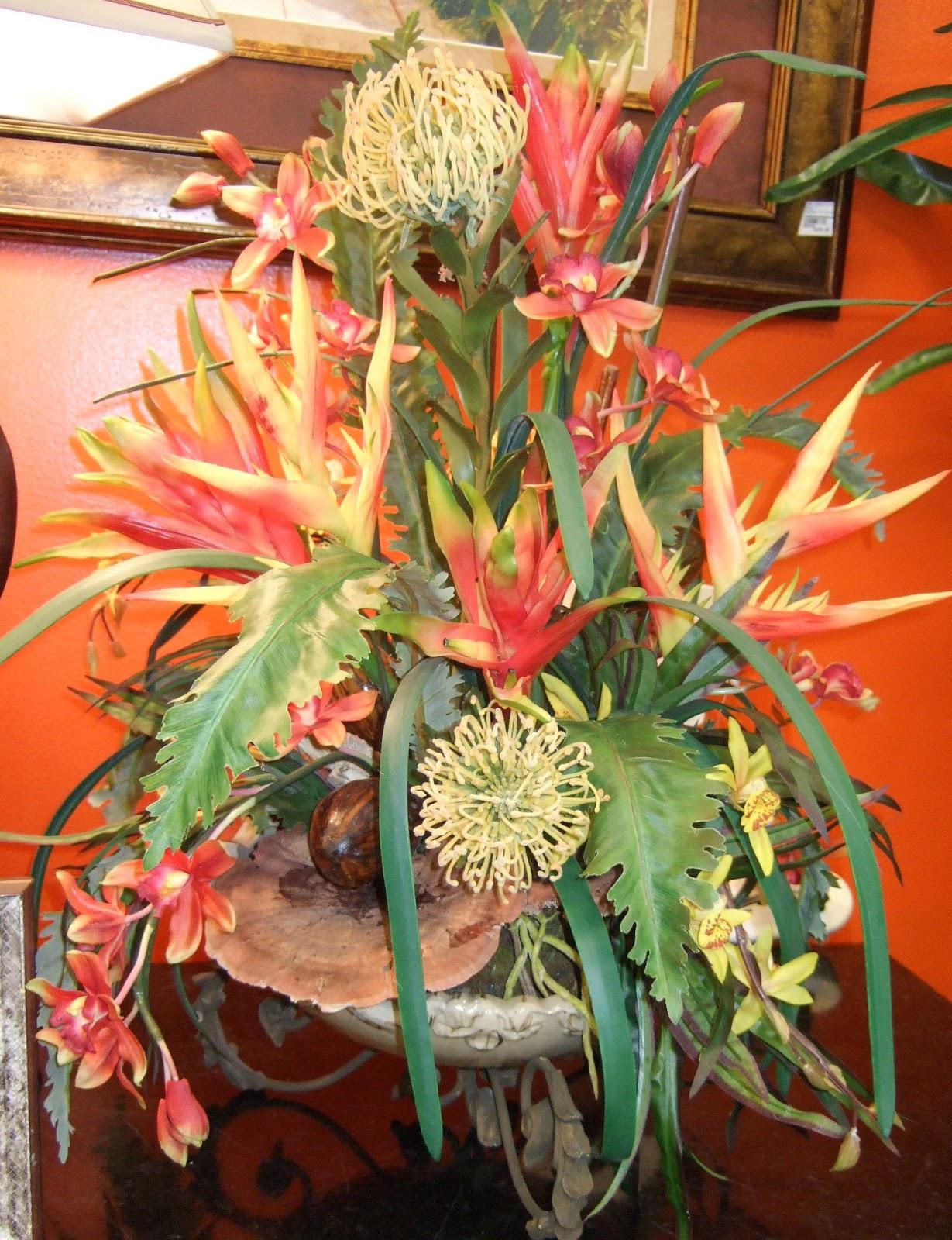 Ana Silk Flowers: Artificial flower arrangements...