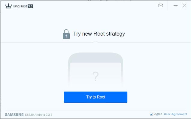 كيف اعمل روت باستخدام الكمبيوتر؟