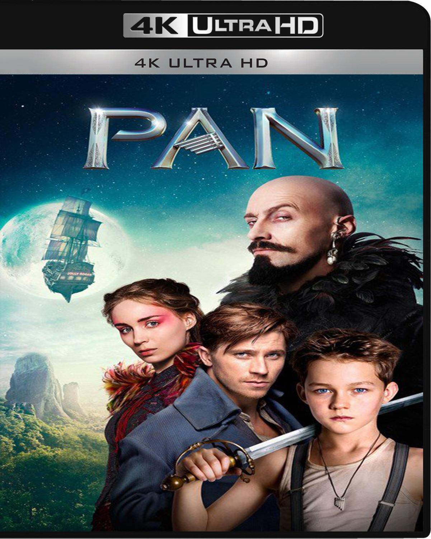 Pan [2015] [UHD] [2160p] [Latino]