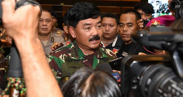 Sinergitas dan Soliditas TNI-Polri Harus Dijaga