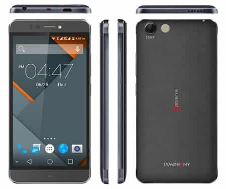 Symphony P6 2GB RAM Smartphone