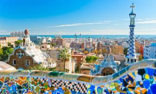 Kota Barcelona - Spanyol