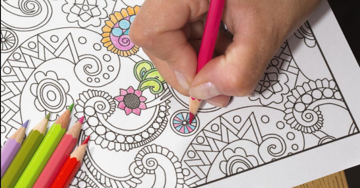 Las 7 Cosas que pasan cuando un adulto empieza a colorear, no lo vas ...
