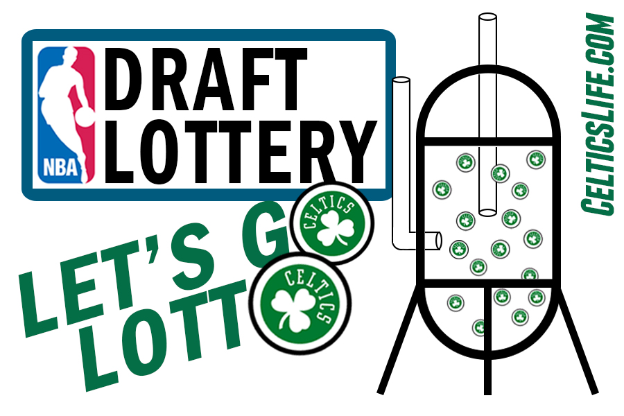 A Celtics Fans Guide To Tonights Draft Lottery Odds Good Luck