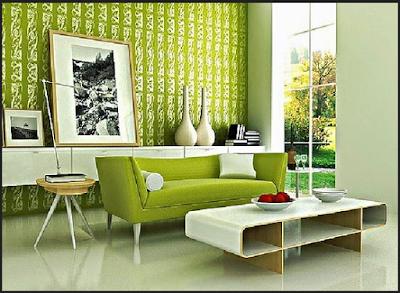 Desain Ruang Tamu Modern