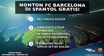 promo-gillette-liga-spanyol