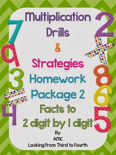http://www.teacherspayteachers.com/Product/Multiplication-Practice-and-Strategy-Posters-Facts-to-2-digit-by-1-digit-492012