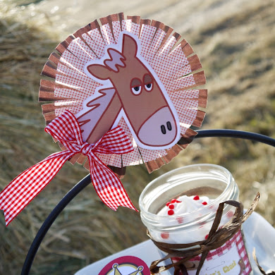 Wild West Cowboy Birthday Party Ideas & Printables