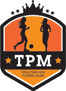 Criação Logomarca TPM Futebol Clube