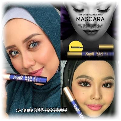 Syok Cosmetics Mascara