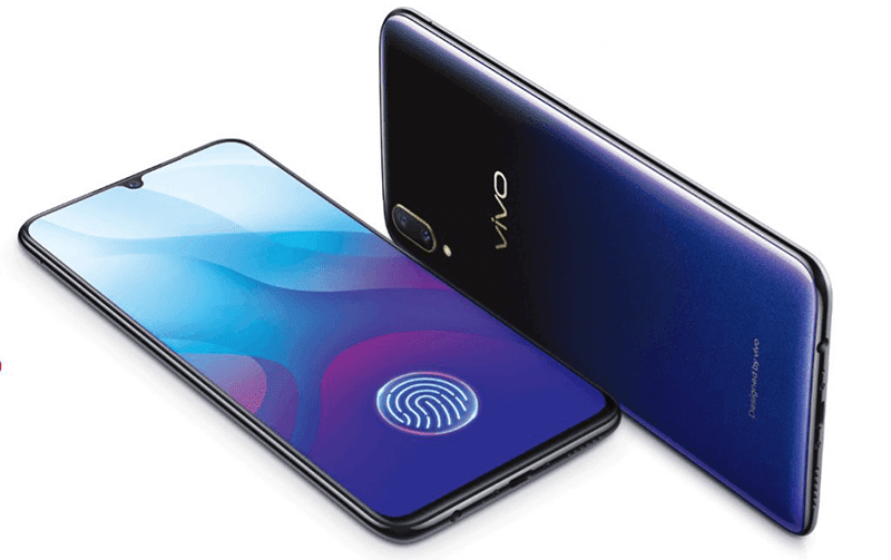 Vivo V11 and V11i with In-Display fingerprint scanner announced!