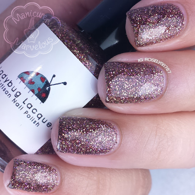 Ladybug Lacquer - Smokey Quartz
