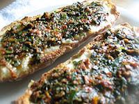 Toasted Ciabatta Sandwich